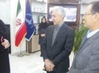 بازدید وزیر علوم از مرکز بینالملل آموزش زبان فارسی به غیرفارسی زبانان دانشگاه فردوسی