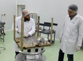 ماهواره «پیام» هفته آینده به سازمان فضایی تحویل داده میشود