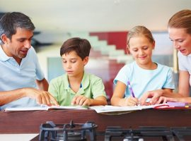 پرسشنامه درگیری والدین در امور تحصیلی از شکاری
